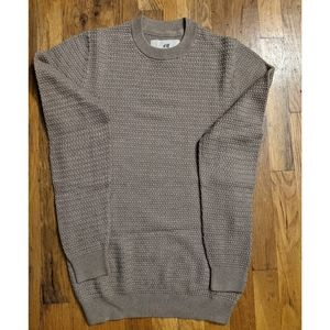 H&M Mens Knit Sweater..